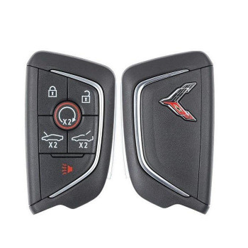 2020 Chevrolet Corvette C8 Smart Key 6B - YG0G20TB1 - 433Mhz